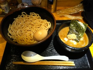 麺屋中川會ラーメン