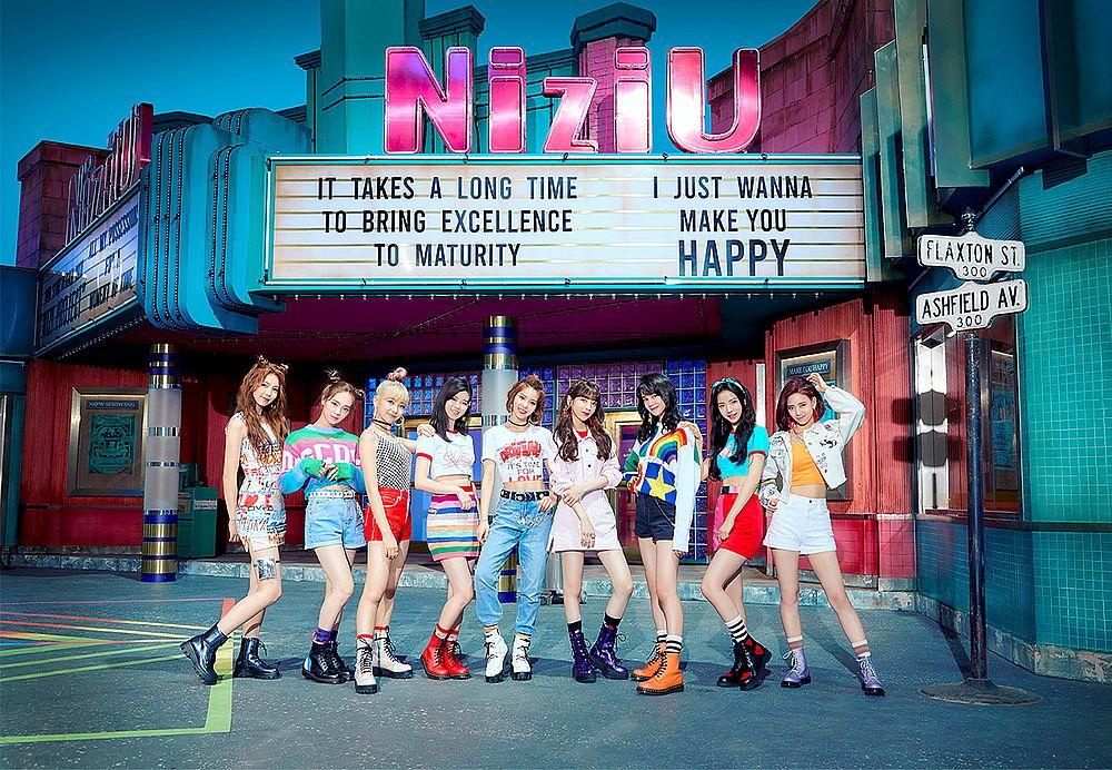 NiziU 歌番組に初登場「THE MUSIC DAY」前にマコがコメント オーデンション映像はどこで観れるの?